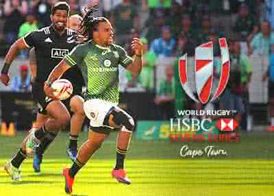 HSBC World Rugby Sevens Cape Town 2017
