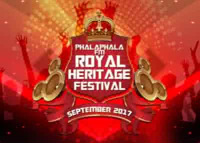Phalaphala FM Royal Heritage Festival